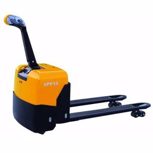Picture of Battery Powered Electric Pallet Truck 1500kg