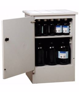 Picture of Corrosive Storage Cabinet Poly (50 litres)