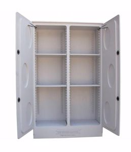 Picture of Corrosive Storage Cabinet Poly (250 litres)