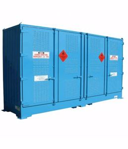 Picture of Relocatable Dangerous Goods Storage 6560 Litre