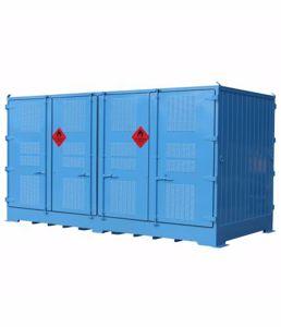 Picture of Relocatable Dangerous Goods Storage 13120 Litre