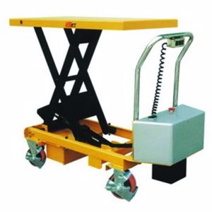 Picture of Electric Scissor Lift Trolley 500kg (Brisbane)