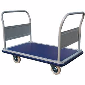 Picture of Huge Deck 4 Wheel Trolley 1160x760mm Brisbane