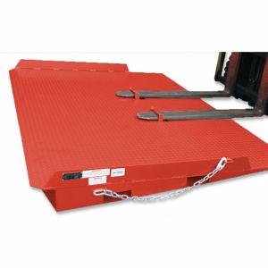Picture of 8000 Kg Heavy Duty Fixed Container Ramp