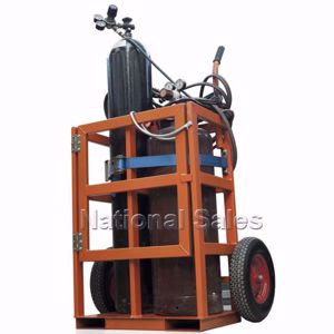 Picture of Gas Cylinder Welding Trolley - Brisbane