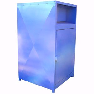 Picture of Charity Donation Bin 1000x1000x1800mm